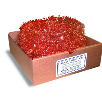Anti-Static Copper Tinsel
